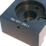 Нанесение информации на детали из анодированного алюминия